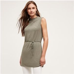 Dolan Left Coast Anthropologie Green Fina Tunic